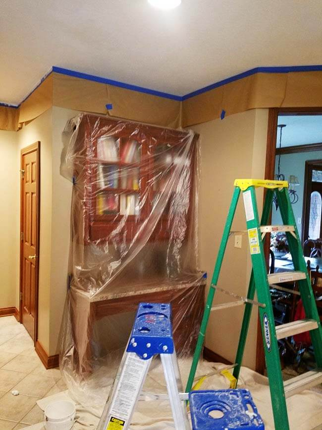 Interior Painting Indianapolis