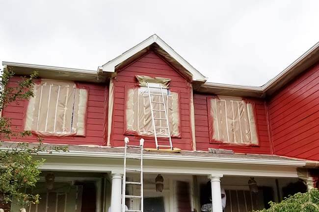 Indianapolis Painting Contractor Painter Professional Painters Baptist Llc